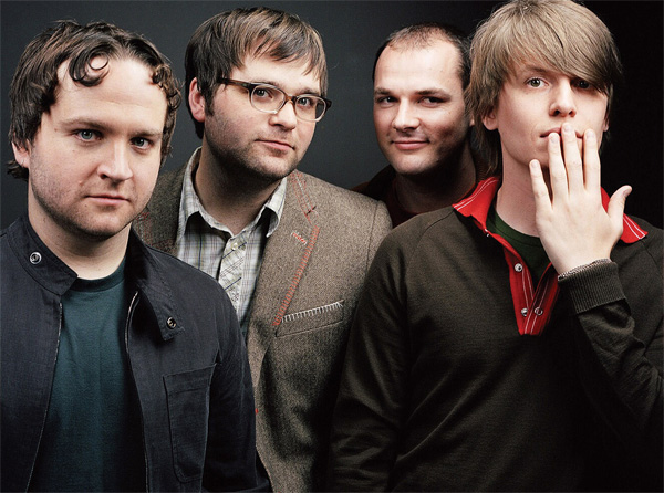 Death Cab for Cutie Acoustic Music